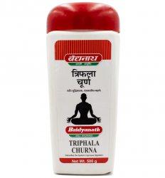 Трифала Чурна (Triphala churna), Baidyanath
