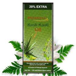 Аюрведическое лечебное масло для волос Kesh Kanti, Patanjali