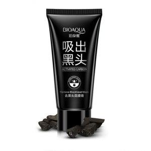 Очищающая черная маска-пленка для лица (Black Blackhead Remover Mask), Bioaqua