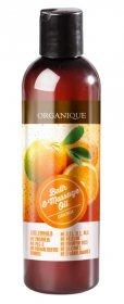 Масло для массажа и ванной Orange, Organique