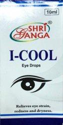 Глазные капли Айкул (I-COOL eye drops), Shri Ganga