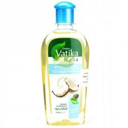 Масло для волос обогащенное кокосом, Vatika Dabur