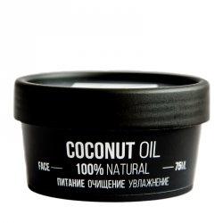 Кокосовый крем-скраб для лица Coconut, Luff
