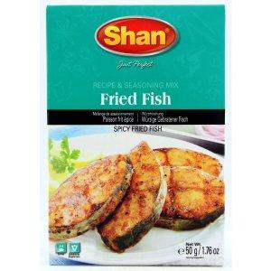 Приправа для обжаривания рыбы Fried Fish, Shan