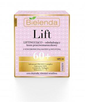 Дневной крем-лифтинг – против морщин 60+, Bielenda