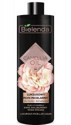 Мицеллярная вода для демакияжа  (Camellia) Lux, Bielenda