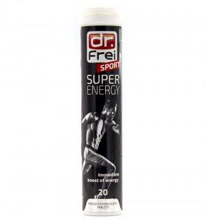Супер Энергия (Super Energy), Dr. Frei