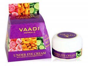 Аюрведический крем для кожи вокруг глаз, Vaadi Herbals