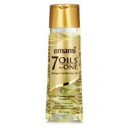 Масло для поврежденных волос 7 oils Demage control, Emami