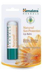 Бальзам для губ Естественная защита от солнца, Himalaya Herbals