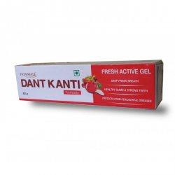 Зубная паста Dant Kanti (Гранат и корица), Patanjali