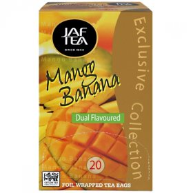 Чай Jaf Tea Mango Banana в пакетиках