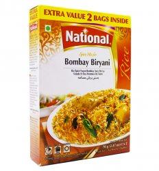 Смесь специй для приготовления риса Бомбей Бирьяни (Spice Mix for Bombay Biryani), National