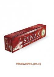Паста для росписи тела из натуральной хны, Synaa