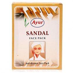 "Антивозрастная маска ""Сандал"", Ayur"
