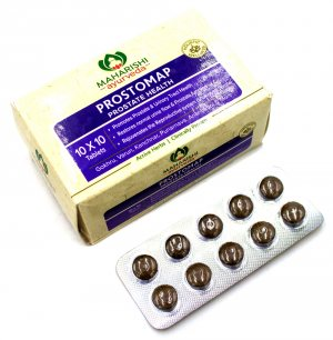 Простомап (Prostomap), Maharishi Ayurveda