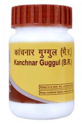 Канчнар гуггул (Kanchnar Guggul), Patanjali