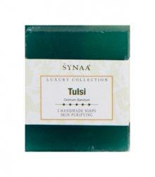 Натуральное мыло ручной работы Тулси, Synaa