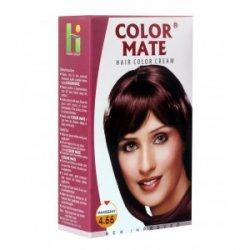 Крем-краска для волос 4.66 Color Mate, Махагони
