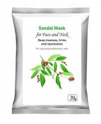 Маска для лица Сандал (Sandal Mask), Herbals