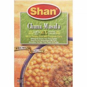 Chana Masala, Shan