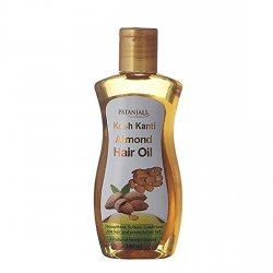 Аюрведическое миндальное масло для волос, Patanjali