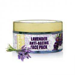 Антивозрастная маска для лица с лавандой, Vaadi Herbals