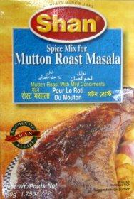 Murron roast masala, Shan
