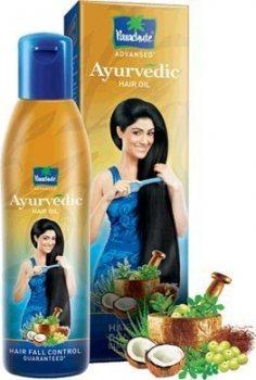 Аюрведическое масло для волос, Parachute Advansed
