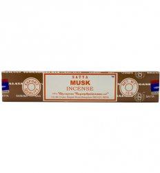 Благовония индийские Муск (Musk incense), Satya