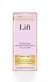 Сыворотка против морщин Lift для лица, шеи, декольте, день/ночь,Bielenda