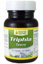 Трифала в таблетках (Triphla (Triphala)), Maharishi Ayurveda