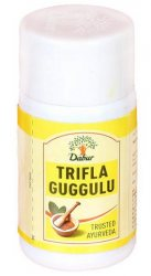 Трифала Гуггул (Triphala Guggulu), Dabur