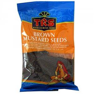 Коричневая горчица семена (Brown Mustard Seeds), TRS