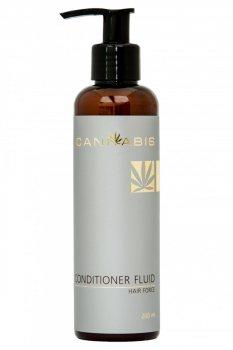 Кондиционер-флюид восстановитель структуры волос по всей длине, Cannabis