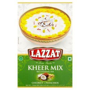 Смесь для приготовления рисового пудинга Кокос и Фисташки, Lazzat