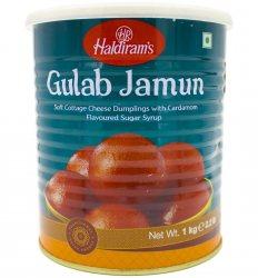 Индийский творожный десерт Гулаб Джамун (Gulab Jamun), Haldiram's