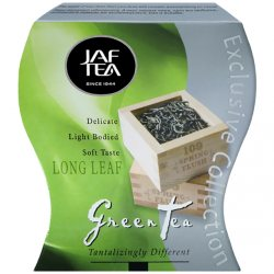 Чай JAF TEA Green Tea Long Leaf