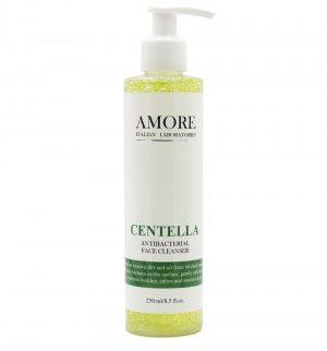 Антибактериальный противогрибковый гель для очищения проблемной кожи с экстрактом центеллы, AMORE