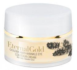 Крем от морщин для кожи вокруг глаз с коллоидным золотом Eternal Gold, Organique