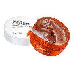 Гидрогелевые патчи под глаза с витамином С (Beauty Eye Mask Blood Orange) (XXM23501), Images