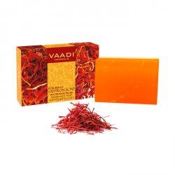Натуральное мыло роскошный шафран, Vaadi