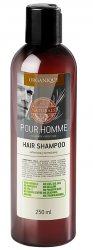 Мужской освежающий шампунь Pour Homme, Organique