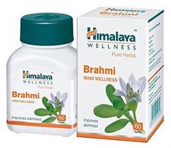Брами (Brahmi (Брахми)), Himalaya Herbals
