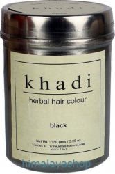 Хна для волос Черная, Khadi