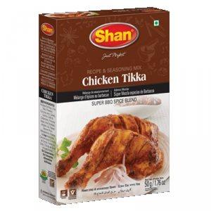 Chicken Tikka super BBQ Spice Blend, Shan