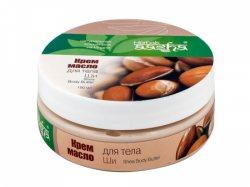 Крем-масло для тела Ши, Aasha Herbals