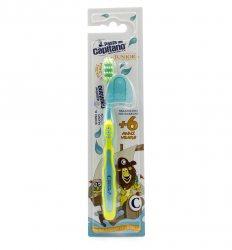 Зубная щетка для детей Мягкая, Pasta del Capitano
