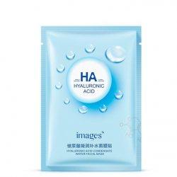 Тканевая маска для лица увлажняющая с гиалуроновой кислотой и морскими водорослями (Hydrating Mask Blue) (XXM1189), Images