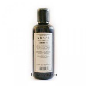 Аюрведическое масло для волос трифала, Khadi